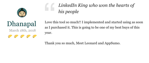 Lifetime Access to Leonard