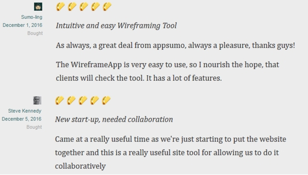 Lifetime Access To Wireframe Agency Plan