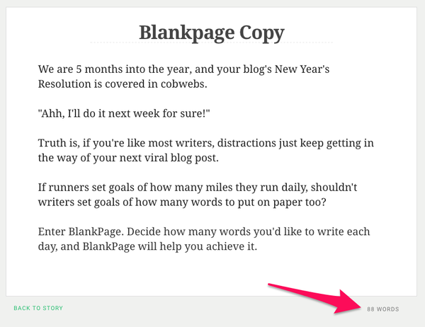 Lifetime Access to BlankPage!