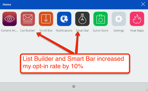 How to install List Builder and Smart Bar