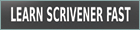Learn Scrivener Fast Student Freebie