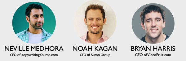 Get your ticket to sumocon now!