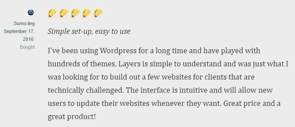 Get lifetime access to Layers WordPress Editor for only $39!