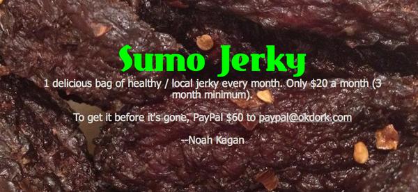 SumoJerky.com