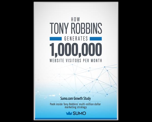 Peek inside Tony Robbins' multi-million dollar marketing strategy