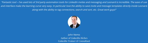 Lifetime Access to Leonard for LinkedIn