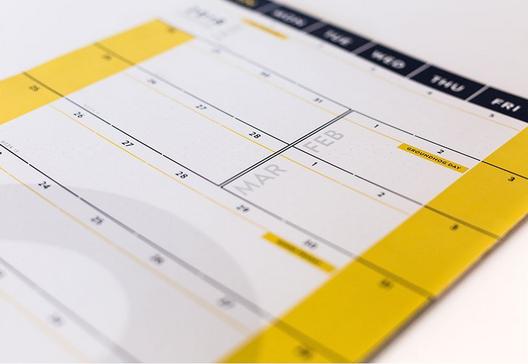 Get a Best Self Wall Calendar