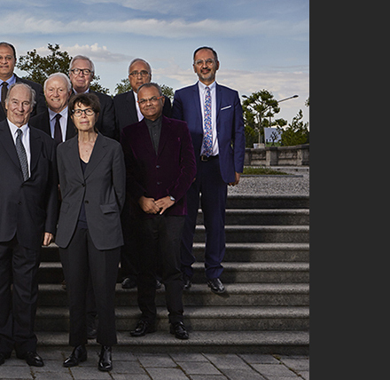2019 Aga Khan Award for Architecture Steering Committee and Master Jury