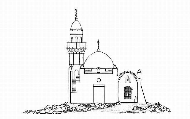 corniche mosque