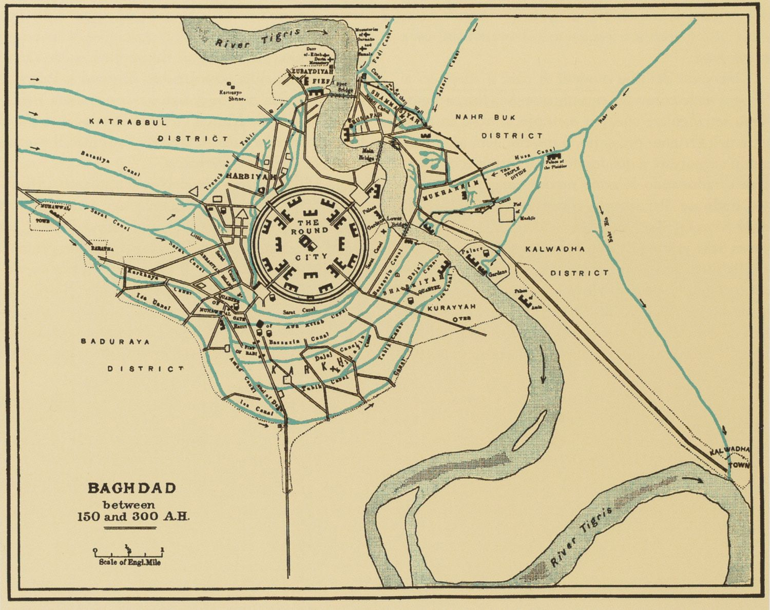 Baghdad | Map of the "|1500|1189|?|en|2|ce2372a61e134e45b9da5b9efc0a4532|False|UNLIKELY|0.32908397912979126