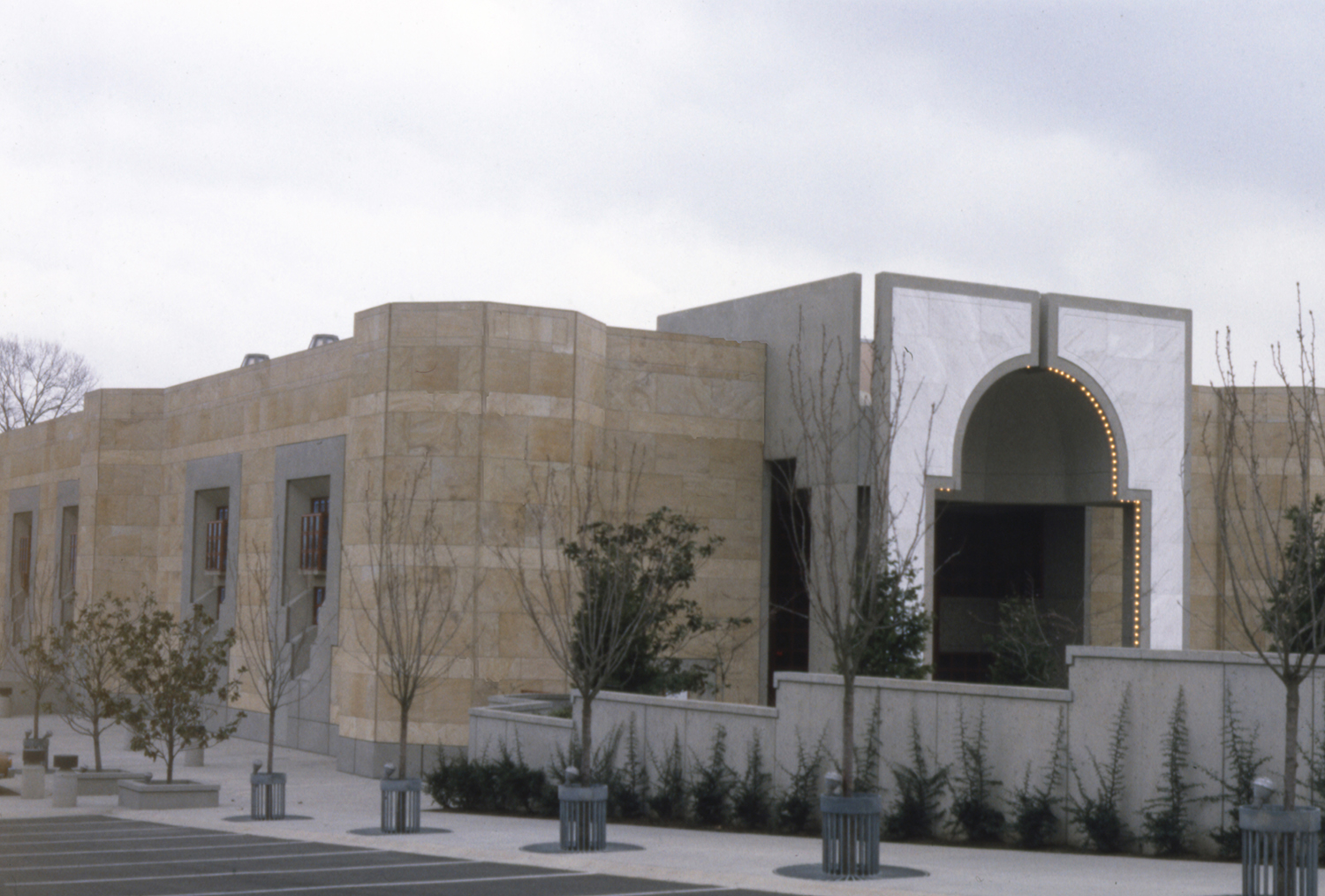 The Ismaili Centre, Burnaby | Exterior view  | Archnet
