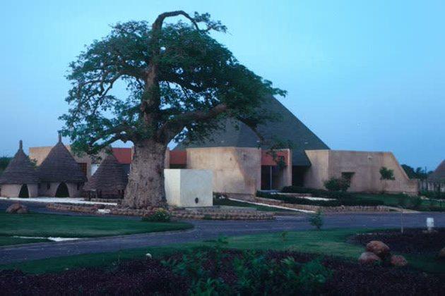 SOS Children's Village Dakar | Exterior view showing use ...