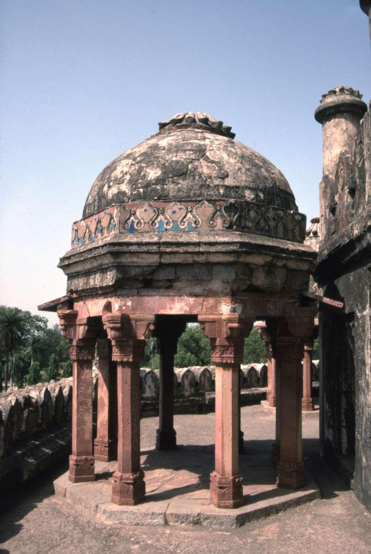 Humayun's Tomb: Isa Khan Niyazi Tomb Complex | Exterior view from