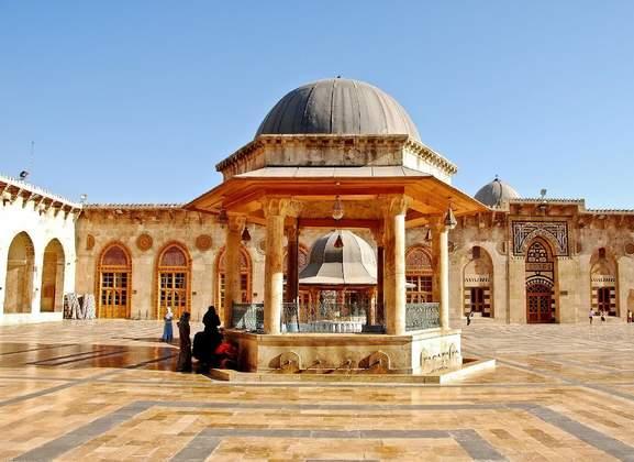 d438631f231e0 Jami' al-Umawi (Aleppo). Aleppo, Syria