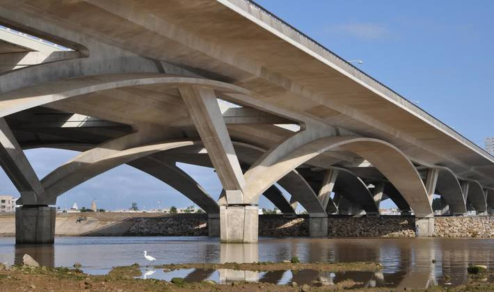 Sections, Hassan II Bridge   Archnet