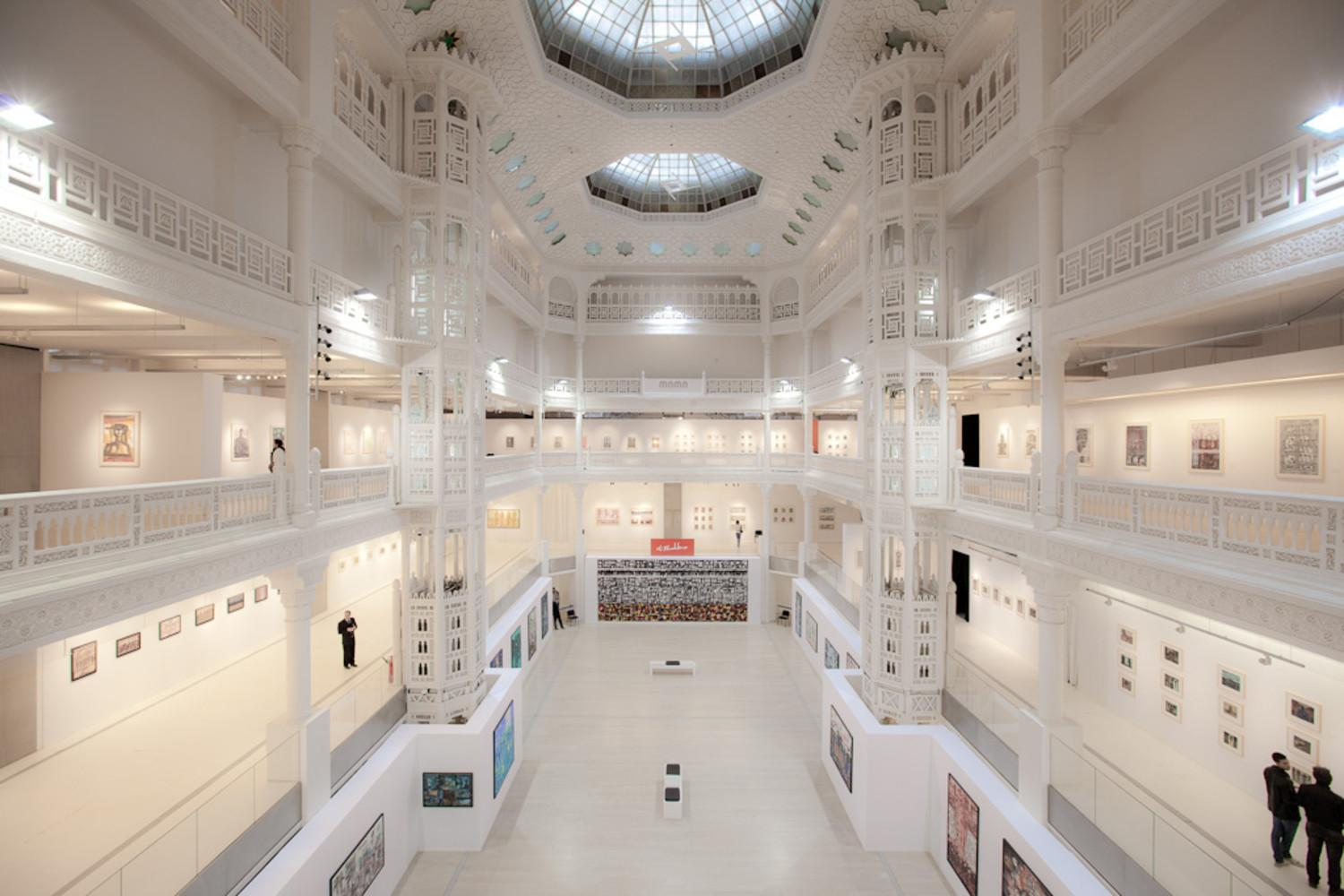 National Contemporary And Modern Art Museum Of Algiers