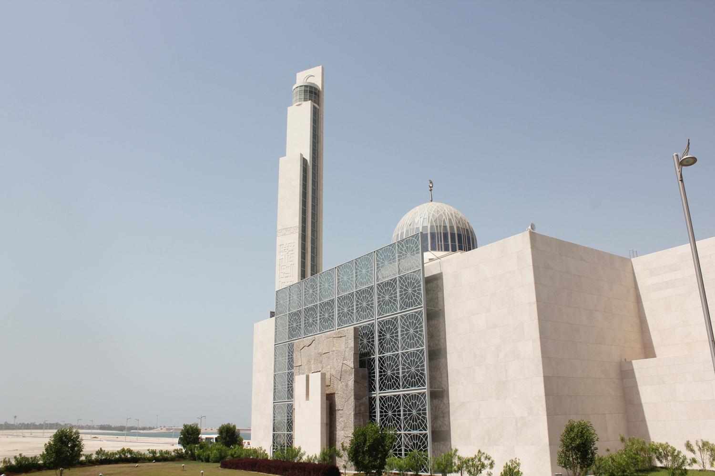 Abdul Rahman Siddique Mosque Palm Jumeirah Mosque
