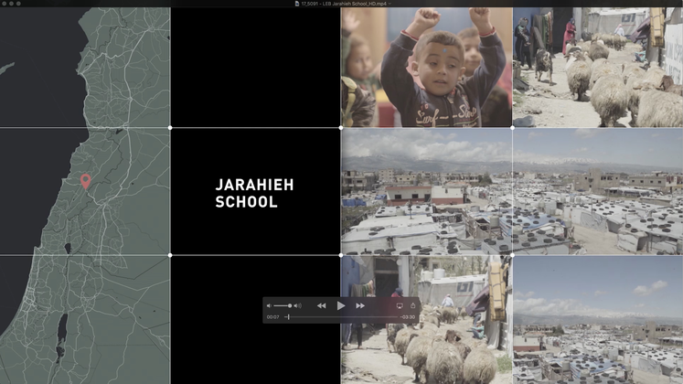 Video introduction to the Jarahieh School | Archnet