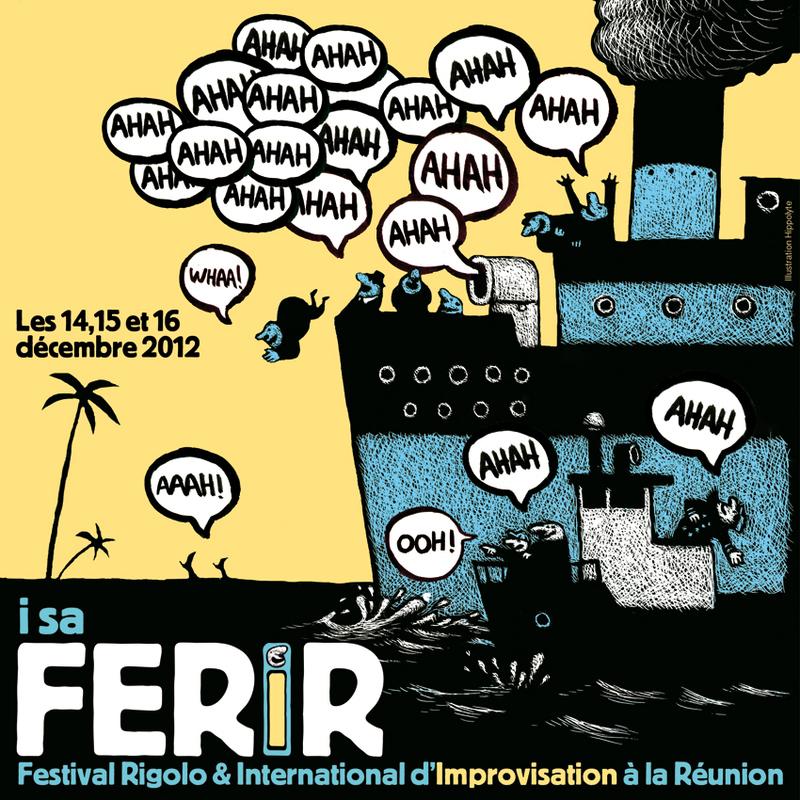 I SA FERIR 2012