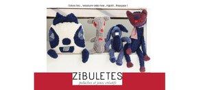 Zibuletes et jeux créatifs : Zibuletes peluches & jeux français ludiques sains