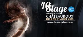 Stage-festival de Chateauroux : Fame au coeur de la danse Au coeur de la France