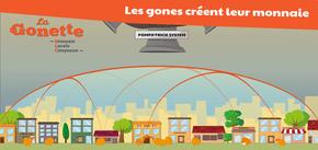 La Gonette : Monnaie Locale Citoyenne : Les gones créent leur monnaie