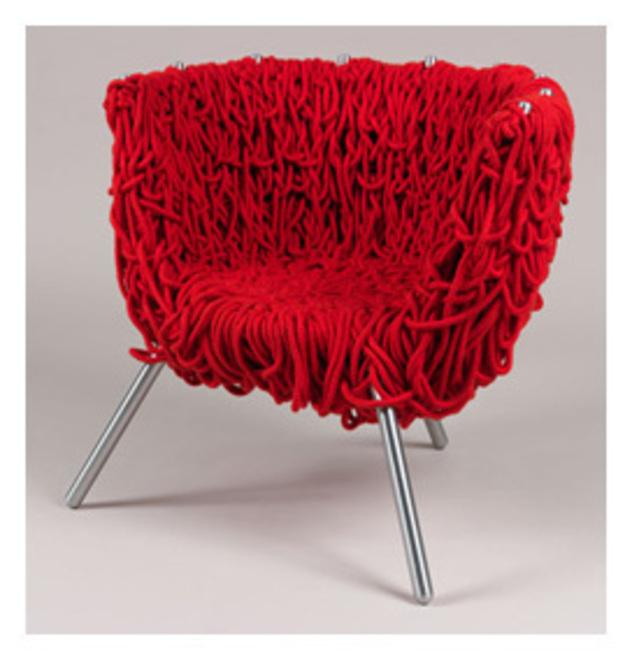 Vermelha-chair