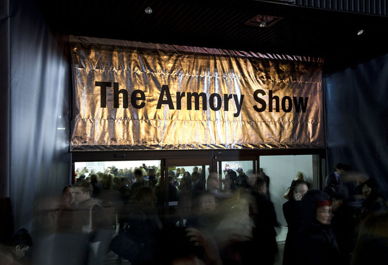 Artslant 39 s armory week art fairs and events guide artslant - The armory show tickets ...