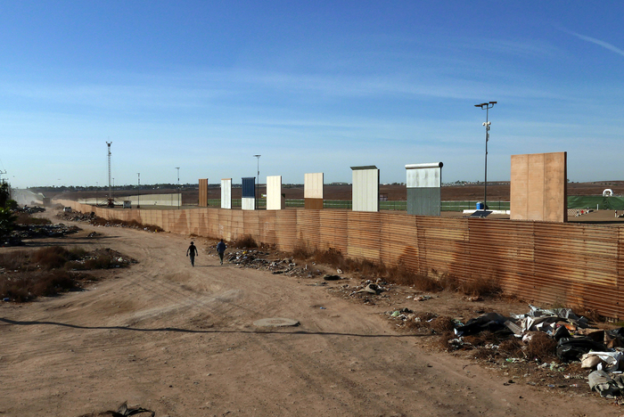 A Picture Of The Futility Of Building A Wall