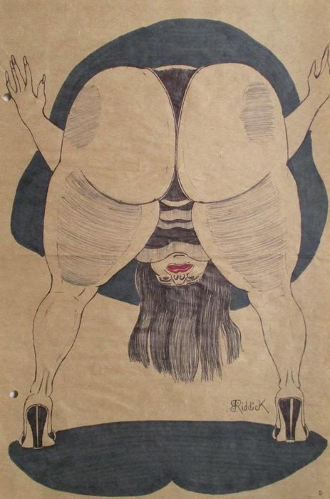 African american erotic art work