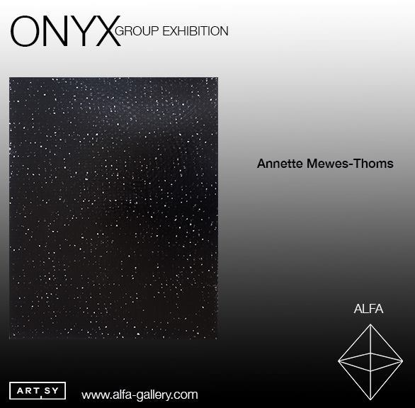 The exhibition runs from Dec 6th, 2018 until March 7th, 2019  Works available on Artsy:  https://www.artsy.net/show/alfa-gallery-onix