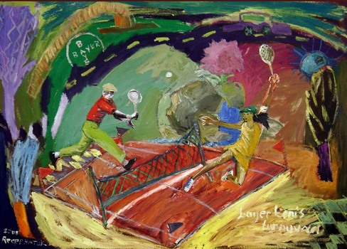 2008_bayer_tennis_tournament___50cmx70cm__oil_on_board