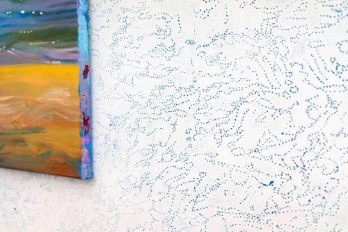 20161027121347-6-a-perfect-day-dettaglio-dellinstallazione-pisciotto-olio-su-tela-pigmento-a-parete-2015-16