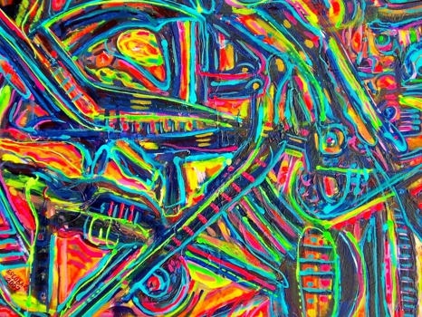 Colores_southwest_acrylic_on_canvas