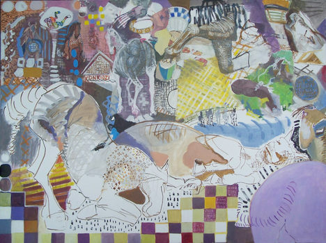 20170111171816-grazyna_adamska-jarecka__royal_horses__acrylic_on_canvas_36_x_48_inches__