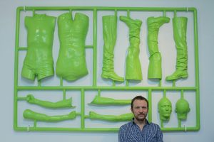 20170116203026-and_when_i_m_a_man_green_life_size_fibreglass_plastic_resin_airfis_style_model_kit_sculpture_of_sculptor_artist_wayne_chisnall