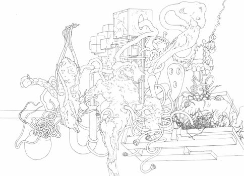 20170116204507-morphed_components_ink_drawing_on_paper_of_found_objects_idea_for_tattooed_tumour_box_sculpture_by_artist_wayne_chisnall__1024x740_
