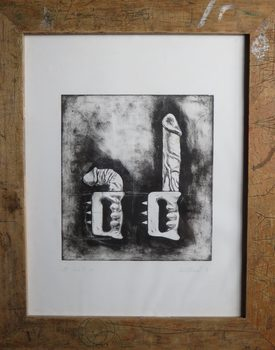20170116222734-tooled_up_ink_on_paper_etching_of_spiked_knuckle_dusters_and_penises_by_uk_artist_wayne_chisnall_in_frame_recycled_from_grafiti_school_desks__1_