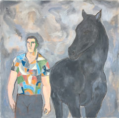 20170203034911-chia-sandro-walking-with-his-genius-2017-oil-on-canvas-102-x-102cm