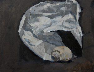 20171010193810-aliriza-shape_of_an_idea_with_seashell_-2017-oil_on_canvas-14_x_18_in