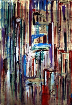 New_york_city_55x80_mixed_media_on_special_paper_2007_sv