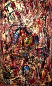 Room_50x82_mixed_media_on_the_wood_2008_sv