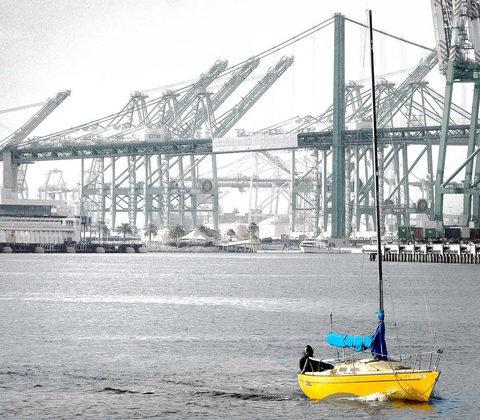 20171117073224-_yellow_sailboat_big_port_of_los_angeles_bw_