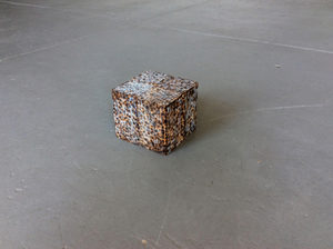20171120192355-we_meet__we_converse__we_meditate__fire_residue_on_wood__6_x_7_x_7_in__2017__sculpture__installation__photoshop__input_