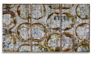Cause84x48aluminumcans_wood_wax_oilandstain2008