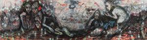 20180213202944-06matushevitz_drone_attack_2017_60__x_192__charcoal__pastel__spray_paint__acrylic__oil_on_raw_canvas