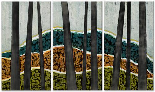 20180223224536-logging_roads_ii-triptych_encaustic_mixed_media_32x56_2010__2_500_sold-edmonds_arts_fair_