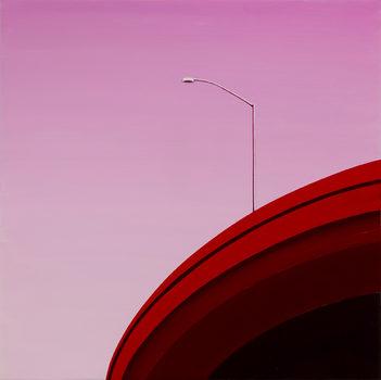 20180710215811-cherie_benner_davis__red_curve__sm___oil_on_panel__18_x_18__2017