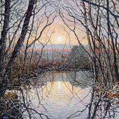 20180813235342-shain_bard-dawn_over_belmont_lake-oil