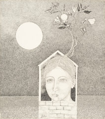 20181204170550-maite-delteil-you-have-decorated-my-dreams-with-flowers-graphite-on-paper-11-x-10